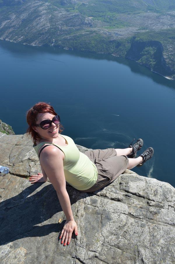 Bea búcsúja Norvégiától