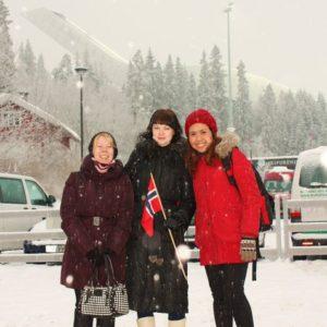 Nedda – Norvégia