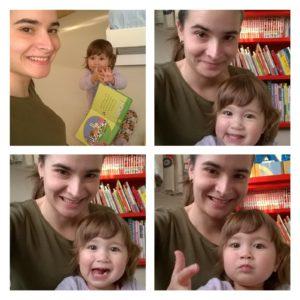 """Petra Angliából – """"örülök, hogy egy ilyen jókedvű, kedves, aranyos, mindig mosolygós, boldog családdal élhetek együtt"""""""