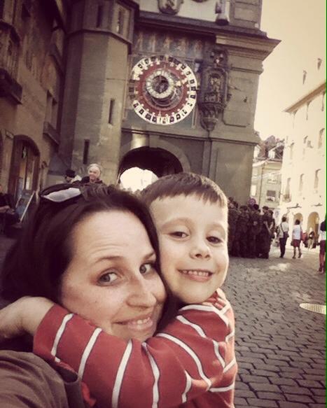 """Orsi Svájcból – """"imádom a várost, Bern fantasztikus és gyönyörű"""""""