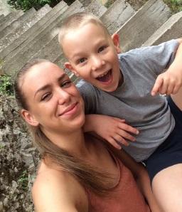 Csenge – nyári au pair