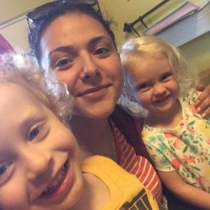 """Daniella Amerikából – """"a családom nagyon kedves, a gyerekek nagyon viccesek és imádok velük lenni"""""""