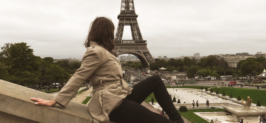 """Noémi Párizsból – """"most már sikerült felfognom, hogy itt lehetek az álomvárosomban"""""""
