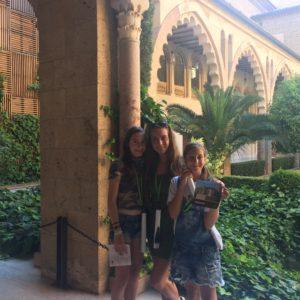 Vivi kalandjai Spanyolországból – summer au pair