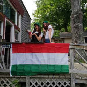 Anna – CAMP COUNSELOR – élményei Amerikából
