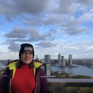 Klaudia élményei Hollandiából