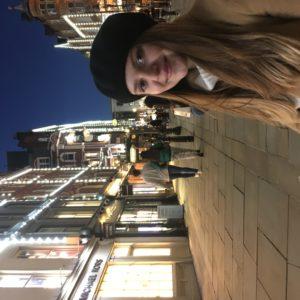 Sára élményei Angliából